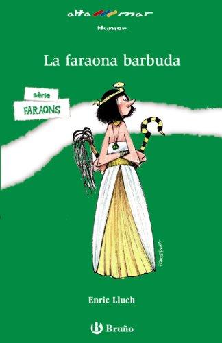 9788421698754: La faraona barbuda (Catalá - A Partir De 10 Anys - Altamar)