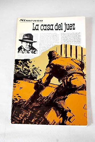 La Casa Del Juez (9788421700563) by Georges Simenon