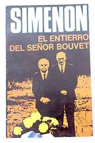 9788421704226: El entierro del Señor Bouvet