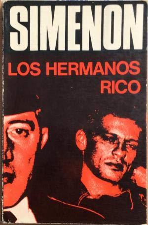 9788421704240: LOS HERMANOS RICO