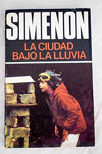 9788421704769: UNA CIUDAD BAJO LA LLUVIA.