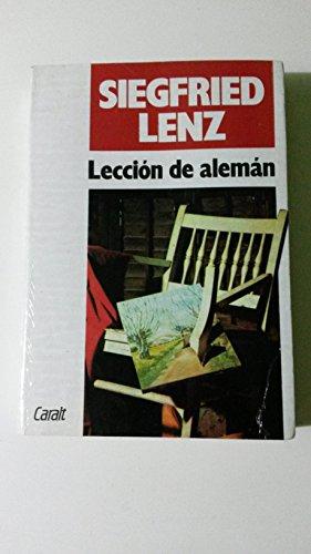 9788421721292: Leccion de Alemán