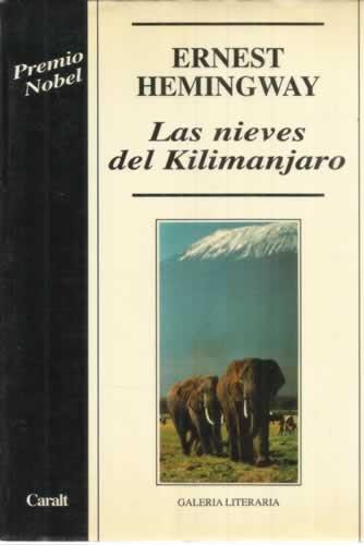 9788421725351: Las Nieves Del Kilimanjaro