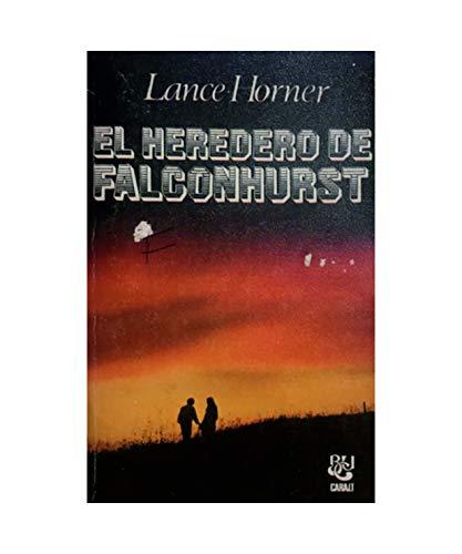 9788421742655: El Heredero De Falconhurst