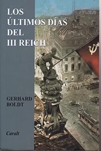 9788421757451: Los últimos días del III Reich