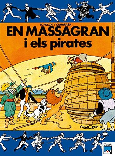 9788421810859: En Massagran i els pirates (Còmic Massagran)