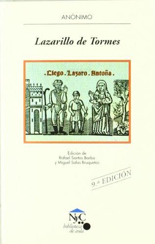 9788421820742: Lazarillo de Tormes: La vida del Lazarillo de Tormes y de sus fortunas y adversidades (NyC-Biblioteca de Aula)