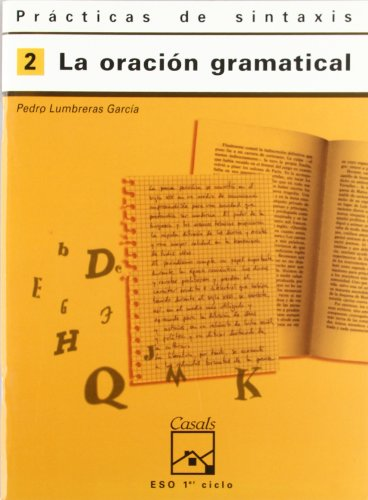 9788421821664: Cuaderno de sintaxis nº 2 : la oración gramatical (ESO)