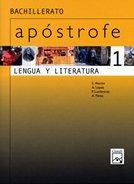 9788421825952: Apóstrofe, lengua y literatura, 1 Bachillerato