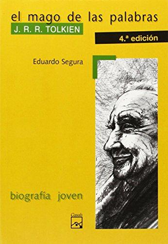 9788421826409: El mago de las palabras. J. R. R. Tolkien (Biografía joven)