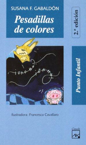 9788421826799: Pesadillas de colores (Punto Infantil)