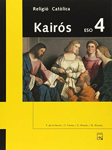 9788421833346: Kairós Religió Catòlica 4 Eso