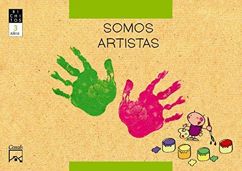 9788421834251: SOMOS ARTISTAS. Rita, la mariquita. BICHITOS. 3 años - 9788421834251