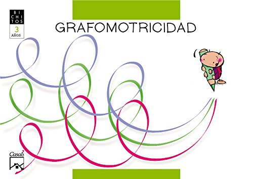 9788421834275: GRAFOMOTRICIDAD. Rita, la mariquita. BICHITOS. 3 años - 9788421834275