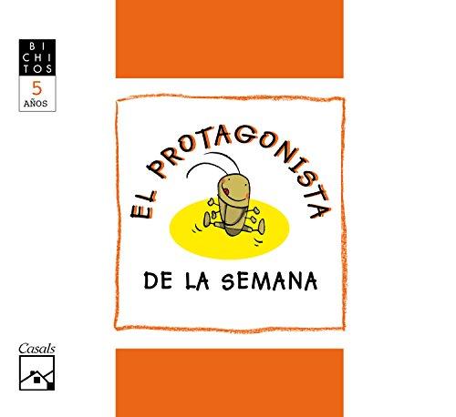 9788421834435: EL PROTAGONISTA DE LA SEMANA. Tillo, el grillo. BICHITOS. 5 años - 9788421834435