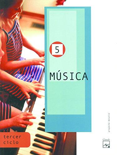 9788421834909: Música 5. Proyecto Mosaico - 9788421834909