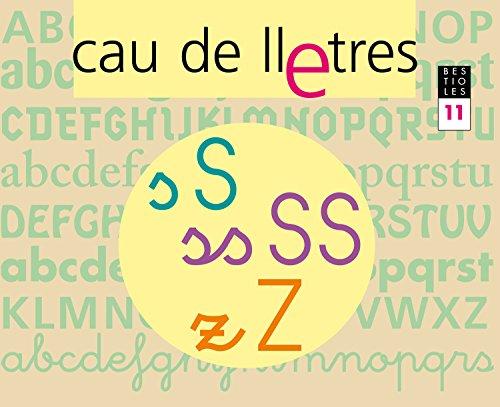 9788421835432: CAU DE LLETRES. Quadern 11. Lectoescriptura
