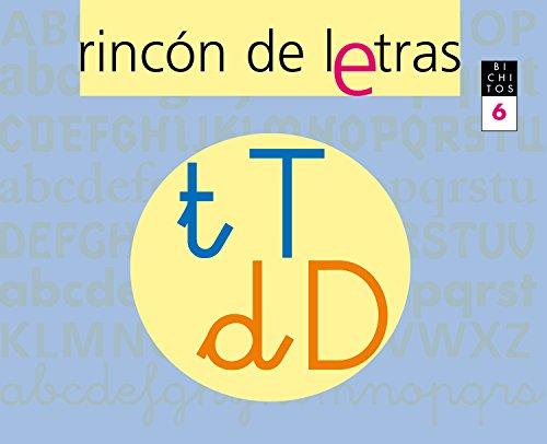 9788421835906: RINCÓN DE LETRAS. Cuaderno 6. Lectoescritura