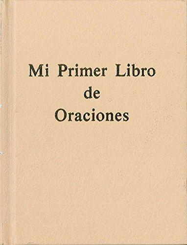 9788421836439: Mi primer libro de oraciones