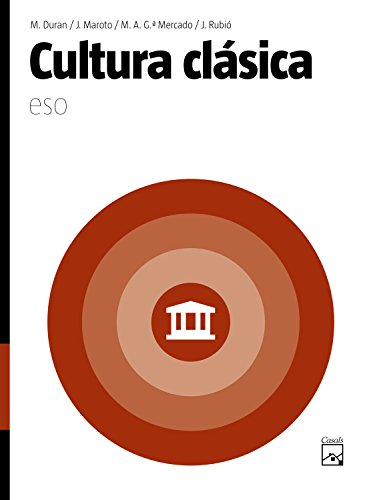 9788421836668: Cultura clásica