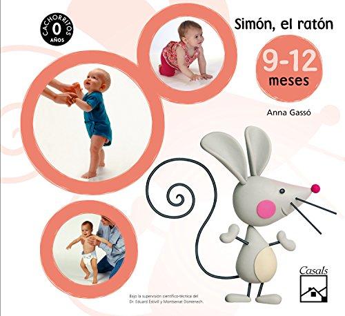 9788421837092: SIMON, EL RATON (9-12 MESES) CACHORRITOS (CASALS)