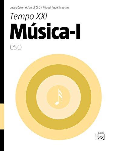 9788421837191: Música I. Tempo XXI