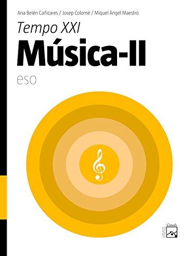 9788421837207: Tempo XXI. Música - II - 9788421837207