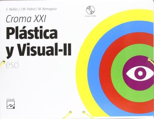 9788421837276: Croma XXI. Plástica y Visual - II. Carpeta