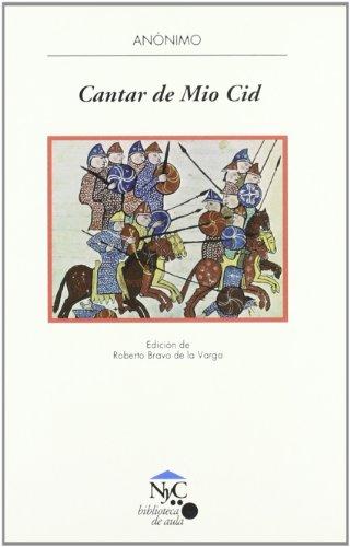 9788421839706: Cantar de Mio Cid (NyC-Biblioteca de Aula)