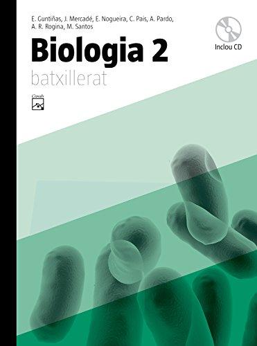 9788421840238: Biologia 2 Batxillerat (2009) - 9788421840238