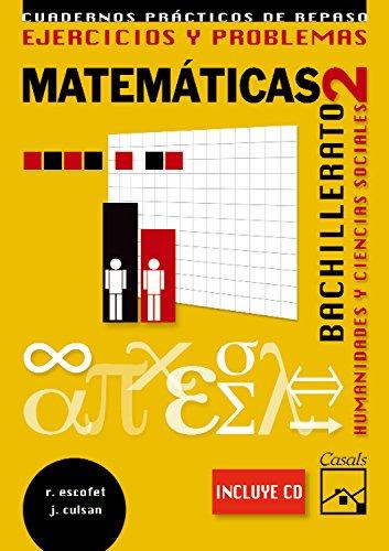 Matematicas: Ejercicios y Problemas 2. Humanidades y: Bogajo, Luis, Colera