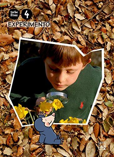 9788421841297: Libro Experimento 4 años. Torbellinos - 9788421841297