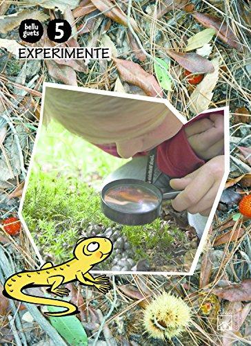 9788421841877: Llibre Experimente 5 anys. Belluguets (Comunitat Valenciana) - 9788421841877