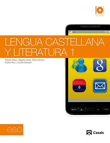 9788421843390: Lengua castellana y Literatura 1 ESO (2011) - 9788421843390