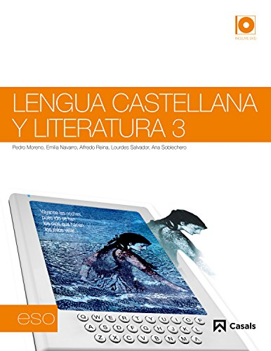 9788421843406: Lengua castellana y Literatura 3 ESO (2011) - 9788421843406