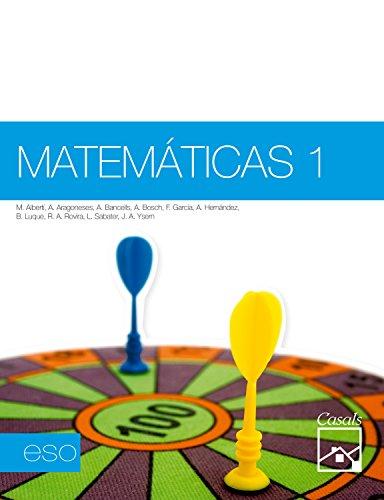 9788421843611: Matemáticas 1 ESO (2011) - 9788421843611