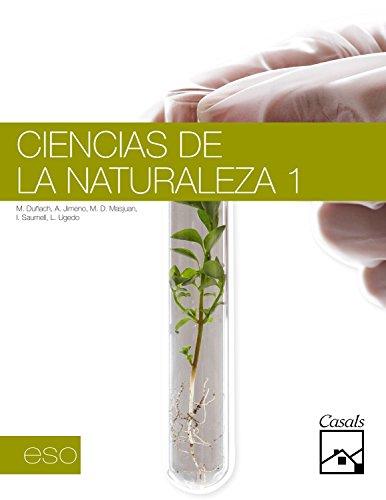 9788421843659: Ciencias de la Naturaleza 1 ESO (2011) - 9788421843659