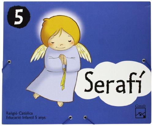 9788421844151: Carpeta Serafí 5 anys - 9788421844151