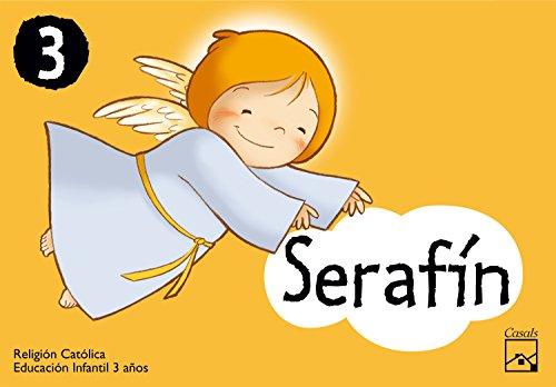 9788421844168: Carpeta Serafín 3 años - 9788421844168