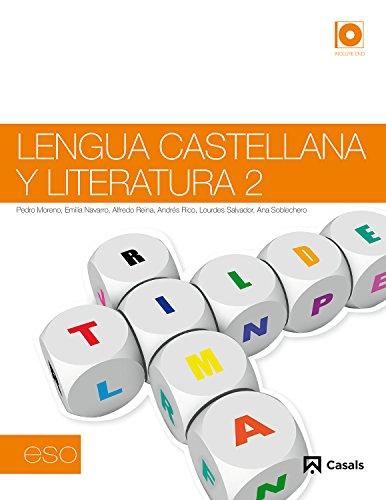9788421847336: Lengua castellana y Literatura 2