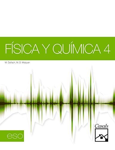 9788421848005: Física y Química 4 ESO (2012) - 9788421848005