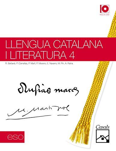 9788421848135: Llengua catalana i Literatura 4