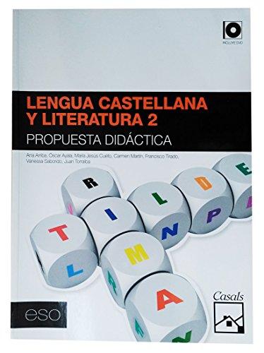 9788421848449: Propuesta didáctica Lengua castellana y Literatura 2 ESO (2012) - 9788421848449