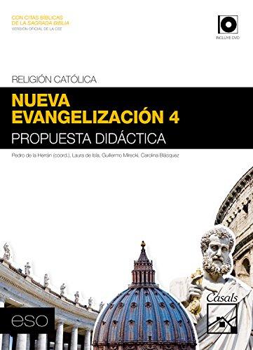 9788421848791: Propuesta didáctica Nueva Evangelización 4 ESO (2012) - 9788421848791