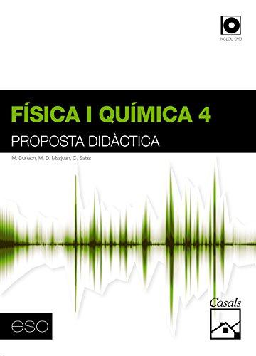 9788421848999: Proposta didàctica Física i Química 4 ESO (2012)