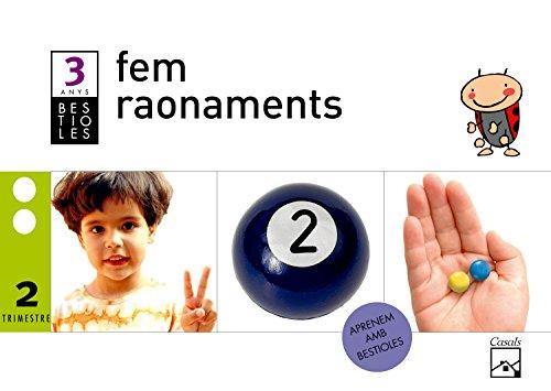 9788421851302: Fem raonaments 2n trimestre 3 anys. Bestioles (2012)