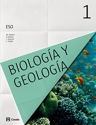 9788421854648: 1ESO BIOLOGIA 2015 (CASALS)