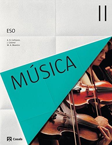 9788421854716: Música II ESO (2015)
