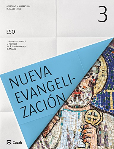 9788421857618: Nueva Evangelización 3 ESO (2015) - 9788421857618