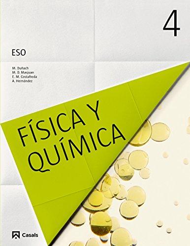 9788421860908: Física y Química 4 ESO (2016) - 9788421860908